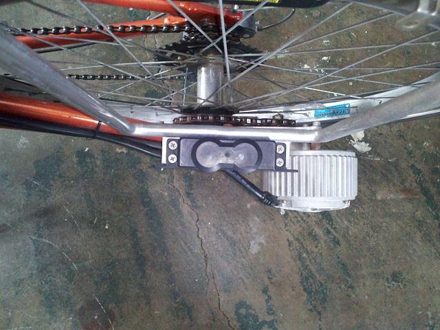electric bike कैसे काम करती है