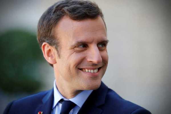 Teori Konspirasi Emmanuel Macron