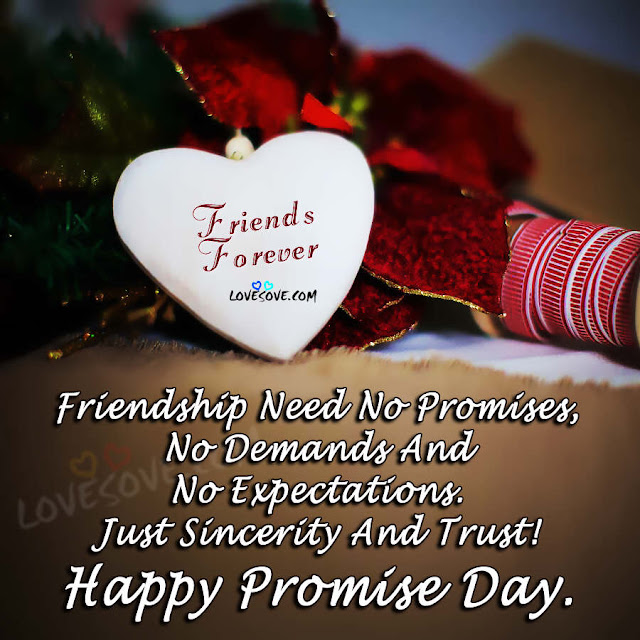 Happy Promise Day Images, Gift 2019, Quotes, Wishes For Your Lover
