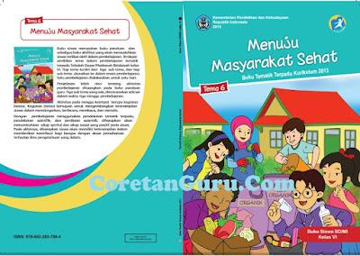 Buku Guru Dan Buku Siswa Kelas 6 Kurikulum 2013 Semester 2 Lengkap