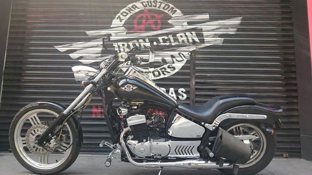 Iron Clan Motors en México