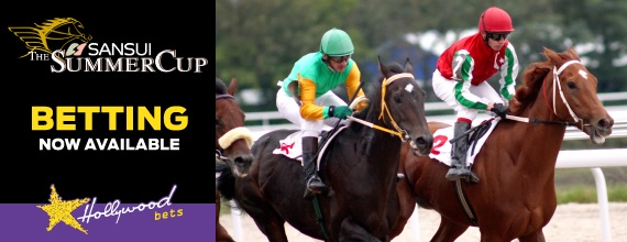 Sansui Summer Cup - Hollywoodbets - Betting Now Available - Horse Racing - South Africa