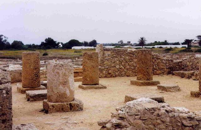 كركوان في مدينة نابل التونسية