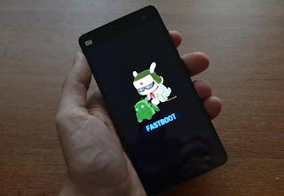 Xiaomi Lupa Pola pin locked