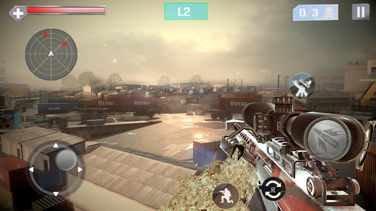 Counter Terrorist SWAT Shoot MOD APK