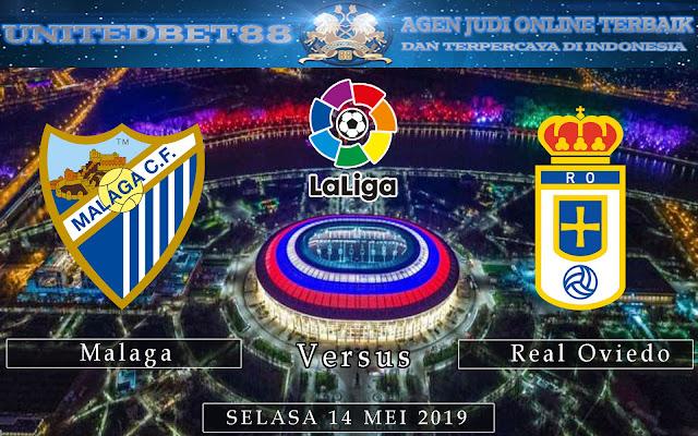 PREDIKSI Malaga vs Real Oviedo 14 MEI 2019