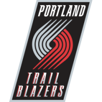 Logo NBA Team Portland Trail Blazers