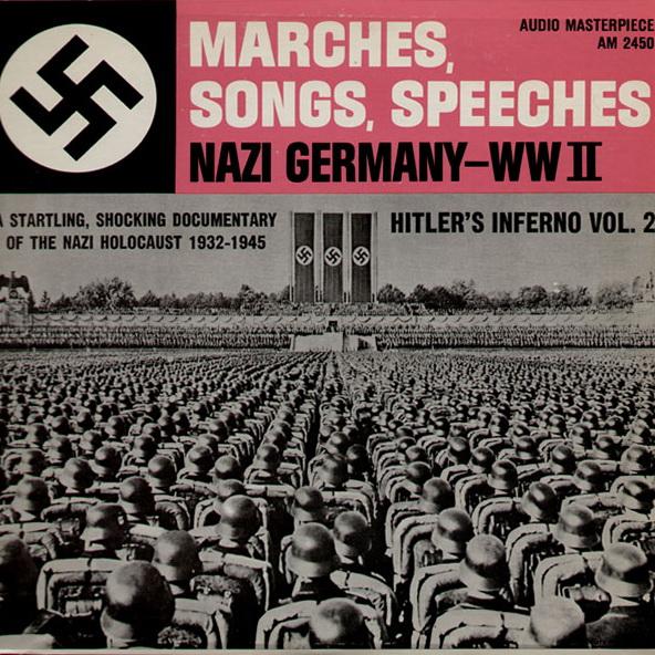 Ars Nova Music Marches Songs Speeches Nazi Germany