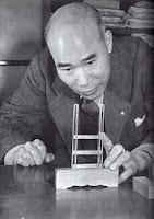 Ο δημιουργός του μαγνήτη AlNiCo,  Tokushichi Mishima