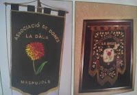 La Dàlia de Maspujols, La Dalia de Maspujols, Asssociació de Dones La Dàlia de Maspujols