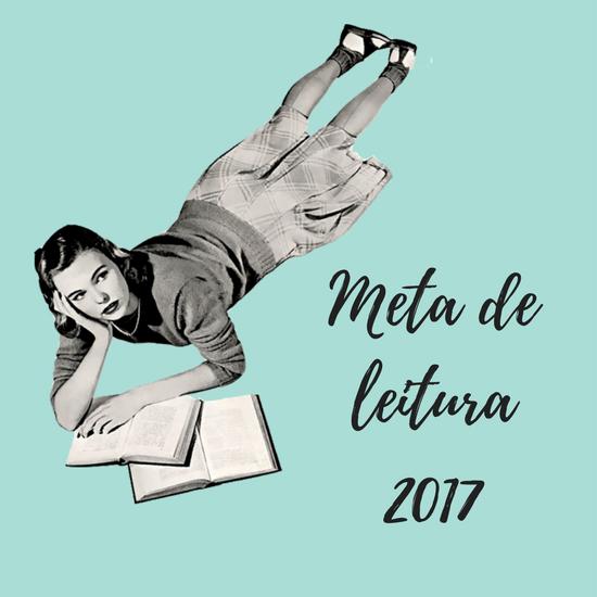 Meta de Leitura de 2017
