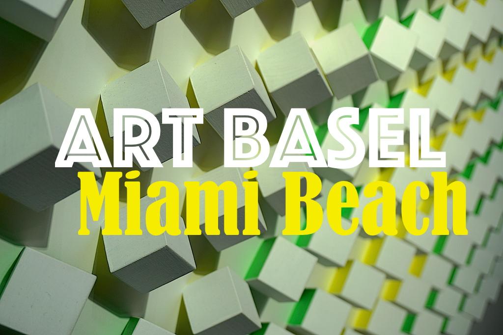 VLOG | Art Basel + Art Miami 2017