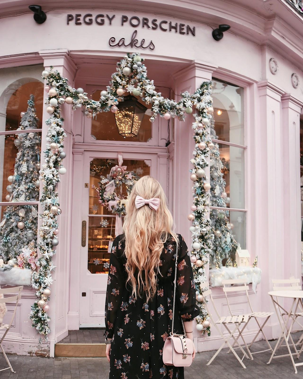 London Travel Guide Must Sees Tour Wochenende Trip rosa Tür rosa Haus Hotspots schönste Plätze Spots für Instagram Bilder Fotos tolle Restaurants