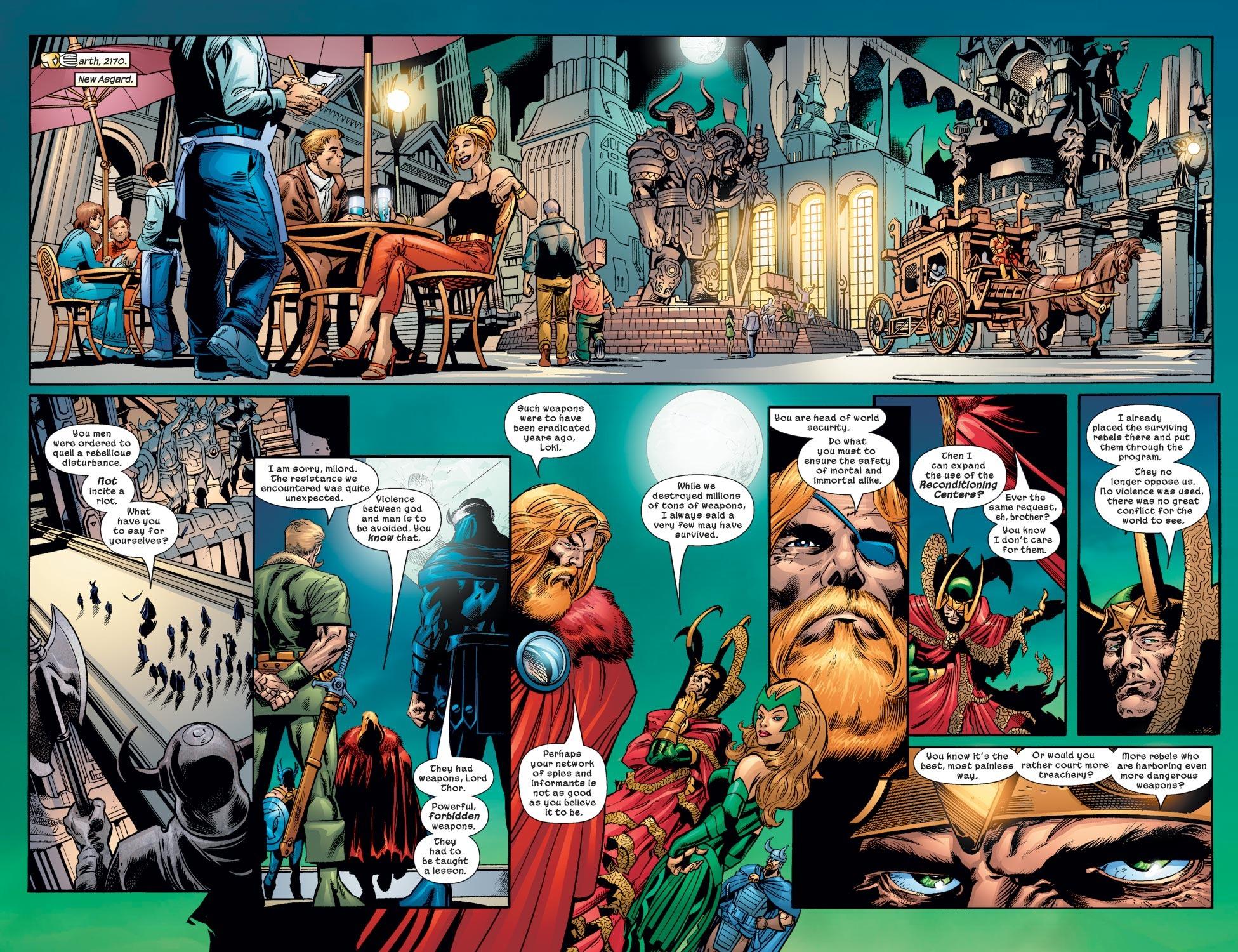 Thor (1998) Issue #73 #74 - English 3