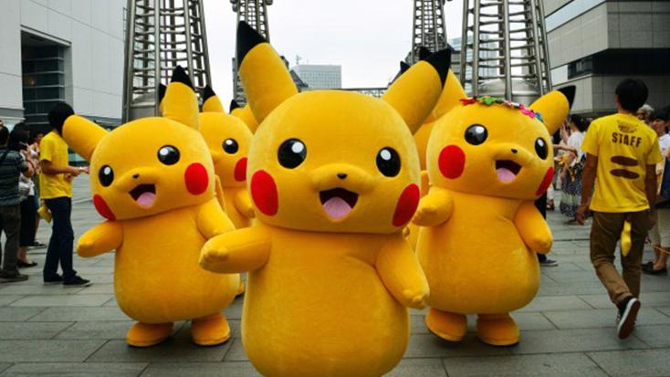 Maksud Arti Pikachu
