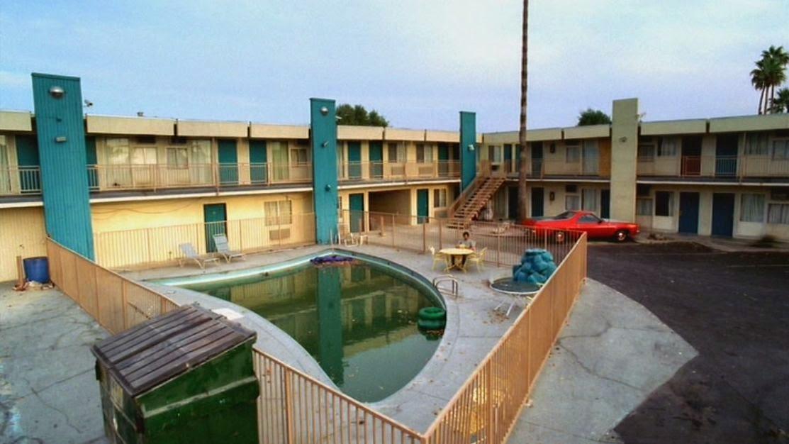 Motel  Locations In California