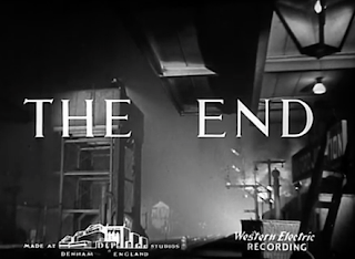 The ending. Brief Encounter by David Lean