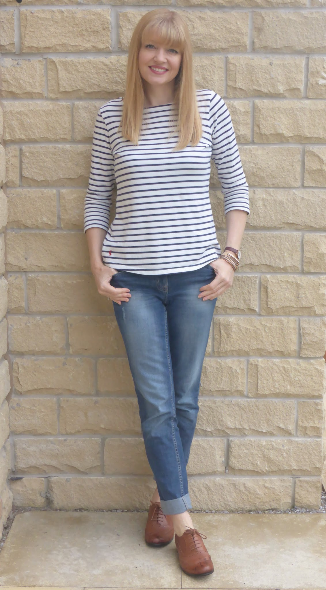 What Lizzy Loves breton top