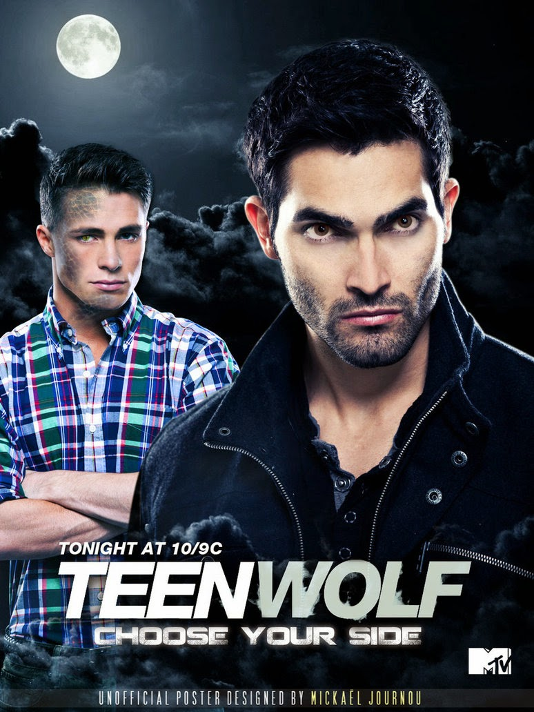 Teen Wolf Season 2 UnOfficial Poster HD