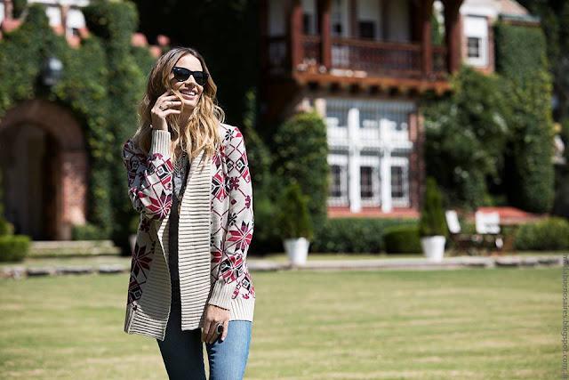 Moda otoño invierno 2016 Milana Sweaters.