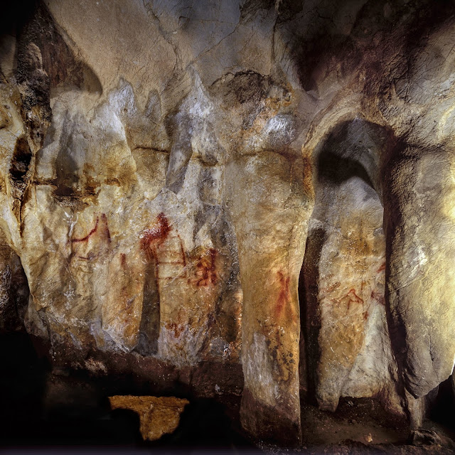 Neanderthals were artistic like modern humans, study indicates