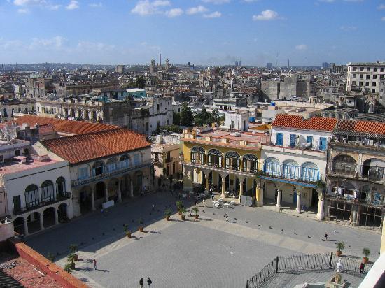 Havana, Capital Cubana
