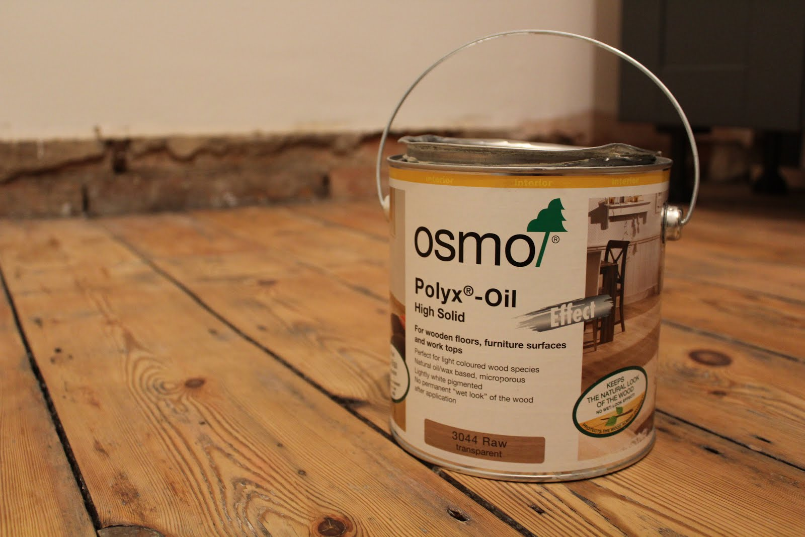 Osmo Oil Polyx Raw Review
