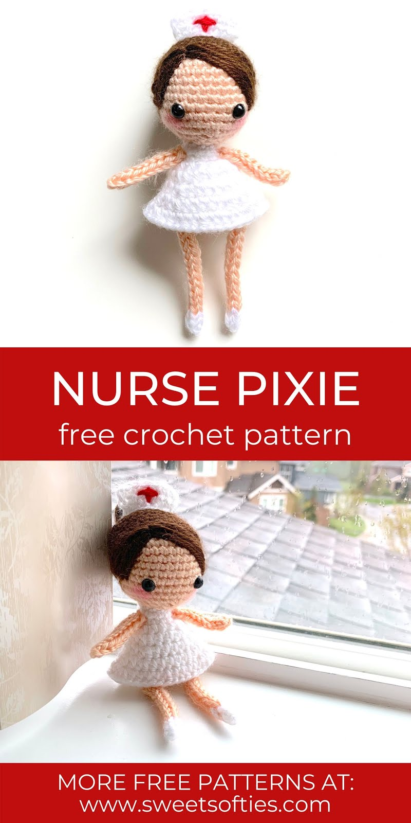 15 Crochet Frontline Hero Nurse Patterns – Crochet | 1600x800