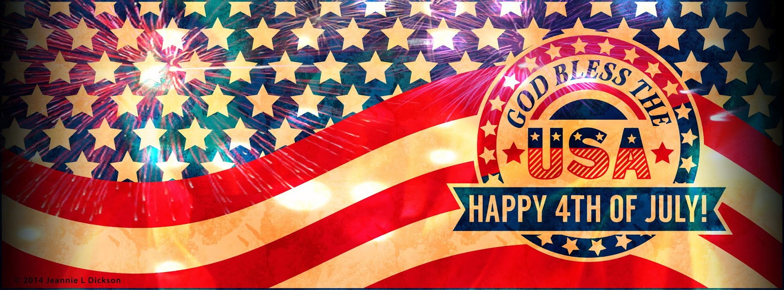 Creative Sunday School Crafts Free 4th Of July Facebook Cover