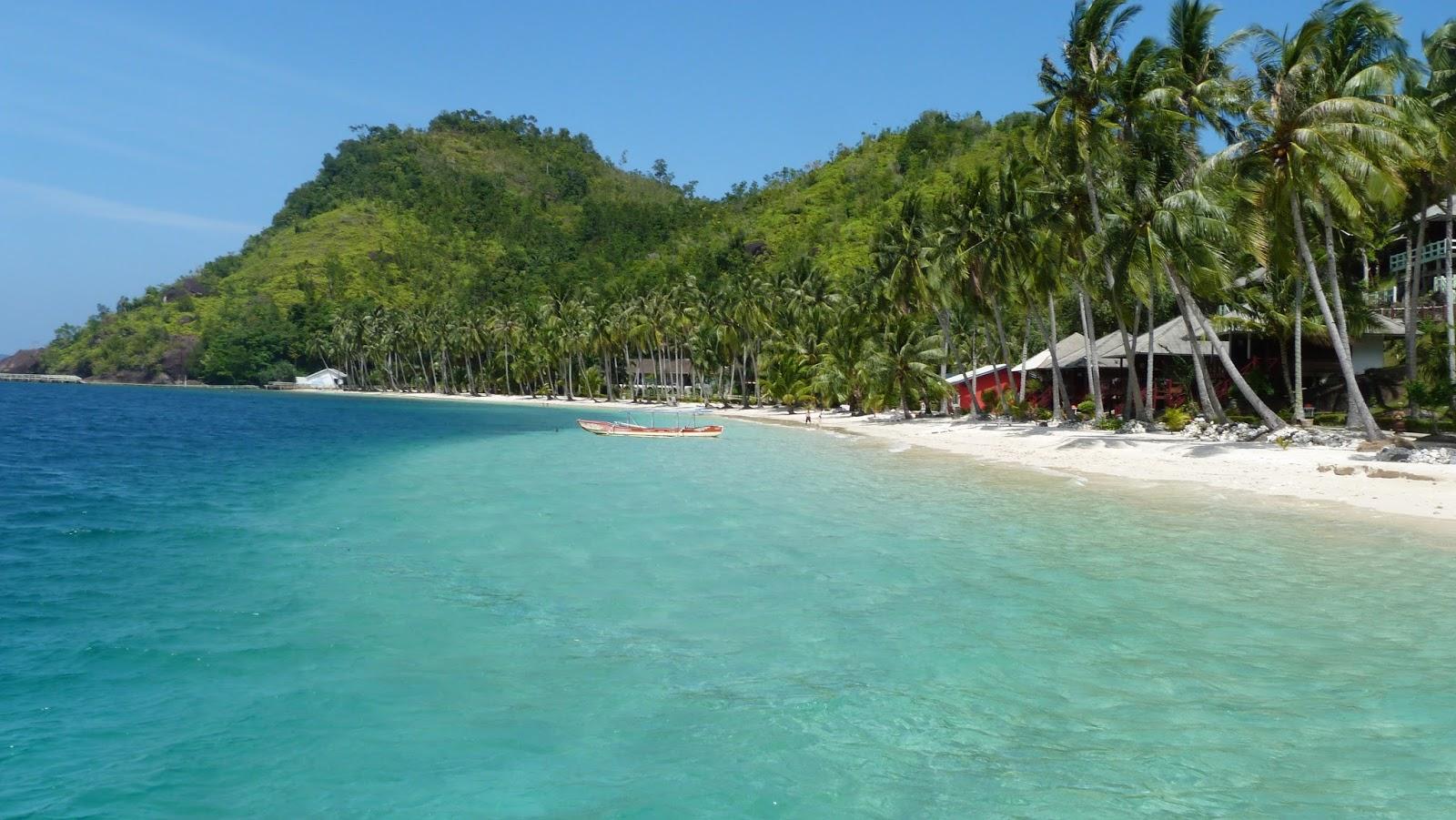 Carolina Beach Resort Is Located In The Beautiful Bungus Bay 20km South Of Padang West Sumatra Indonesia