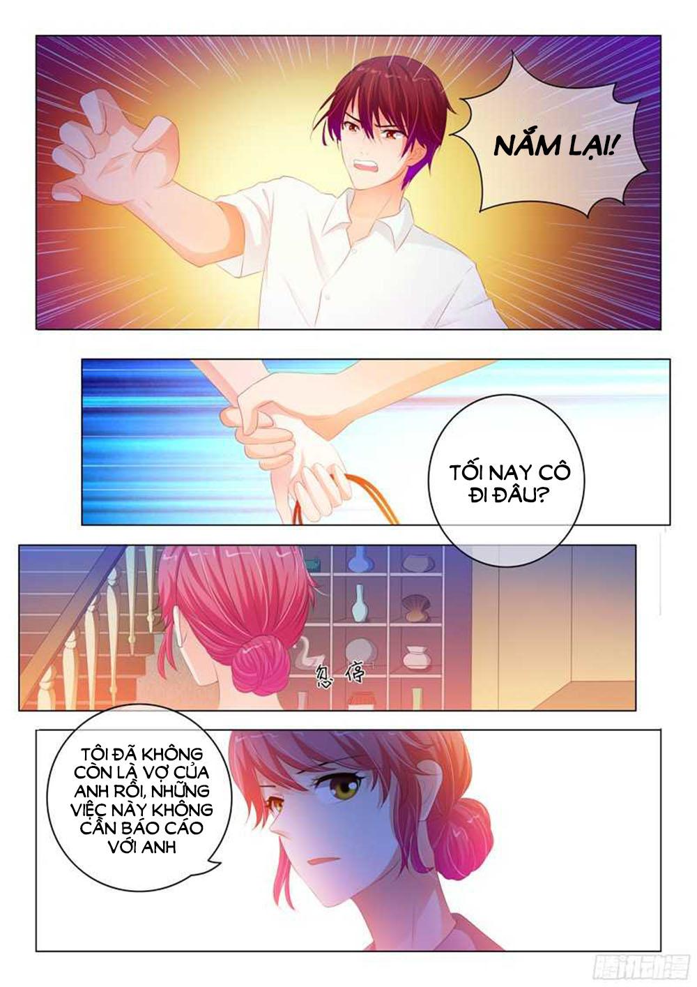 Băng Sơn Thủ Tế chap 132 - Trang 3