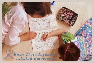 Buen trato infantil Salud Emocional