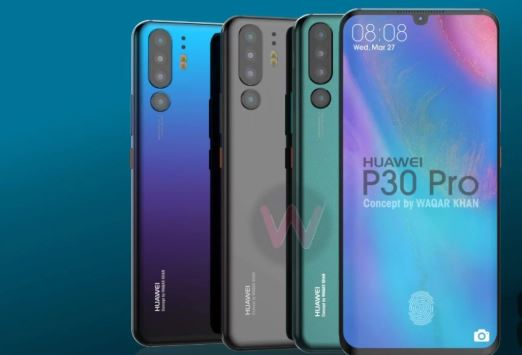 Huawei P30 Pro first look | P30 Pro Price, Specifications