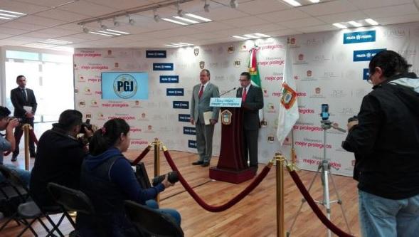 PGJ Estado de México