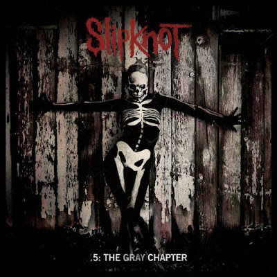 SLIPKNOT - 5: The Gray Chapter