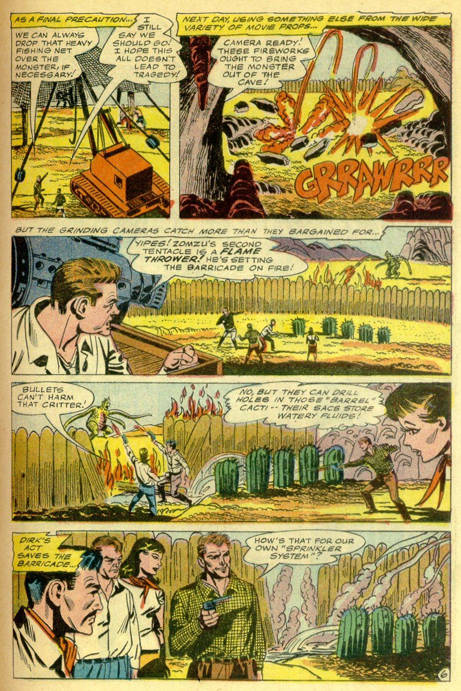 Strange Adventures (1950) issue 193 - Page 25
