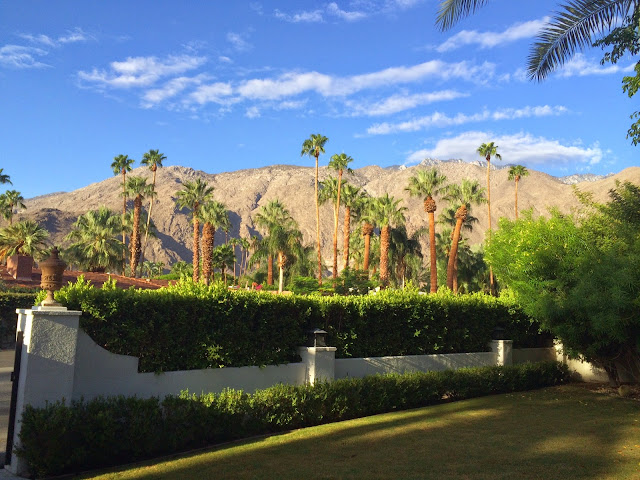 Palm Springs Before The Rings