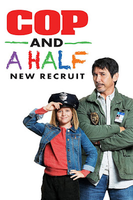 Cop And A Half New Recruit 2017 DVD R1 NTSC Sub