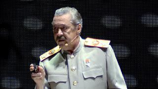 номер от Иосифа Сталина в исполнении Михаила Ефремова