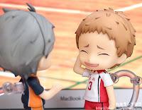 Nendoroid Lev Haiba y Morisuke Yaku de Haikyuu!! - Orange Rouge