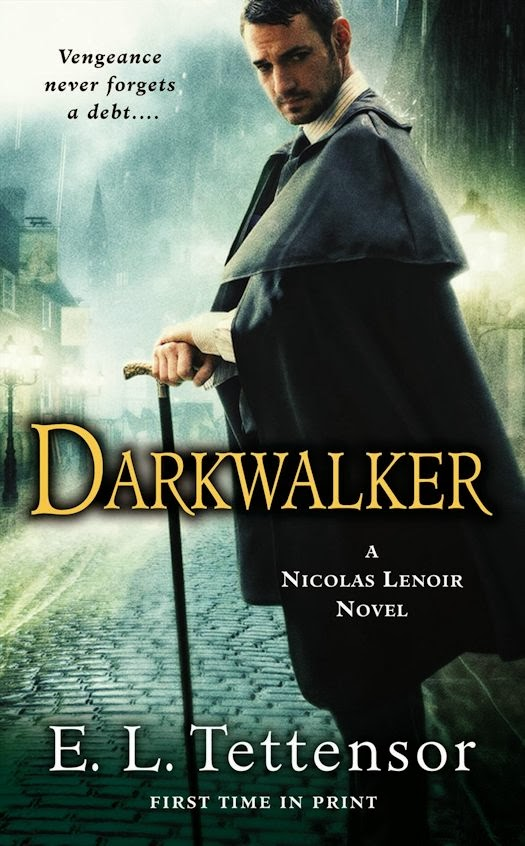 Interview with E.L. Tettensor, author of Darkwalker (Nicolas Lenoir 1) - December 9, 2013