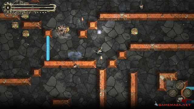 Bloom Labyrinth Gameplay Screenshot 3
