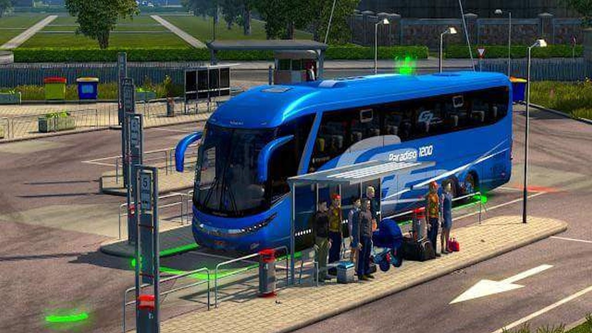 Bus Station Update [1.31]
