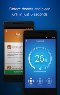 CM Security Antivirus AppLock 2.8.3 APK gratis