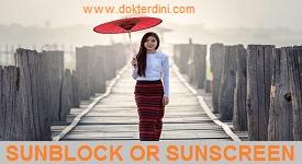 tabirsurya, sunscreen, sunblock