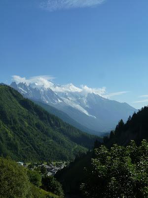 Argentière Tour del Mont Blanc