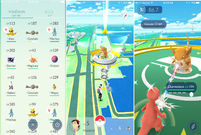 Pokemon GO Fake GPS app for Android