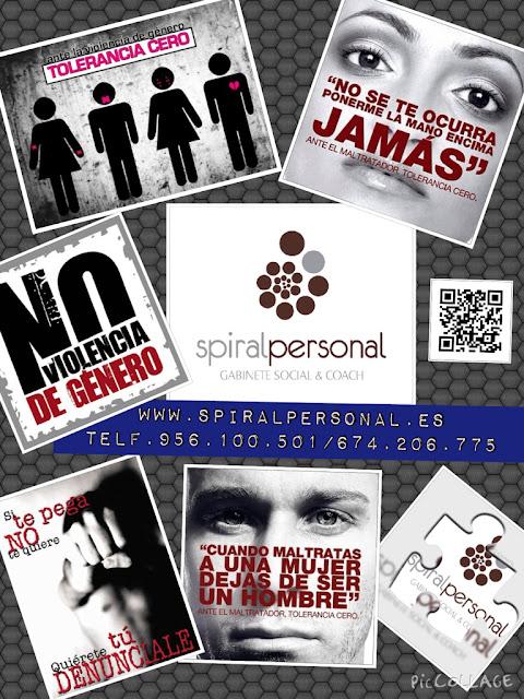 Spiral Personal. Gabinete Social & Coach, celebra el Día Internacional de la Lucha contra la Violencia de Género