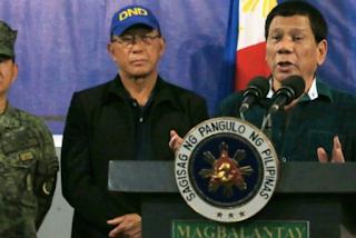 Rodrigo Duterte Jokes About Rape Again - And Chelsea Clinton Hits Back