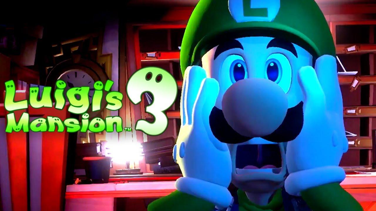 Luigi's Mansion 3 (Switch) tem as primeiras imagens ...